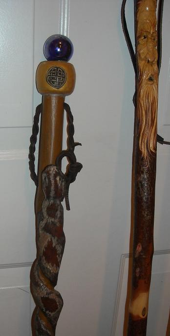 snakestick